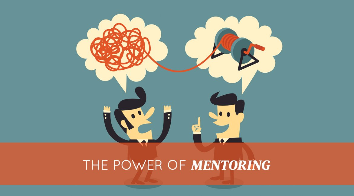 mentoring in the advertising industry.