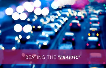 "Beating the ""Traffic"""