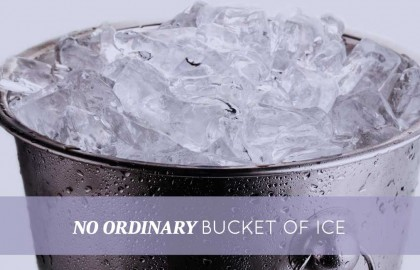 How a bucket of ice changed my paradigm