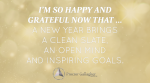 January 2015 Affirmation of the Month