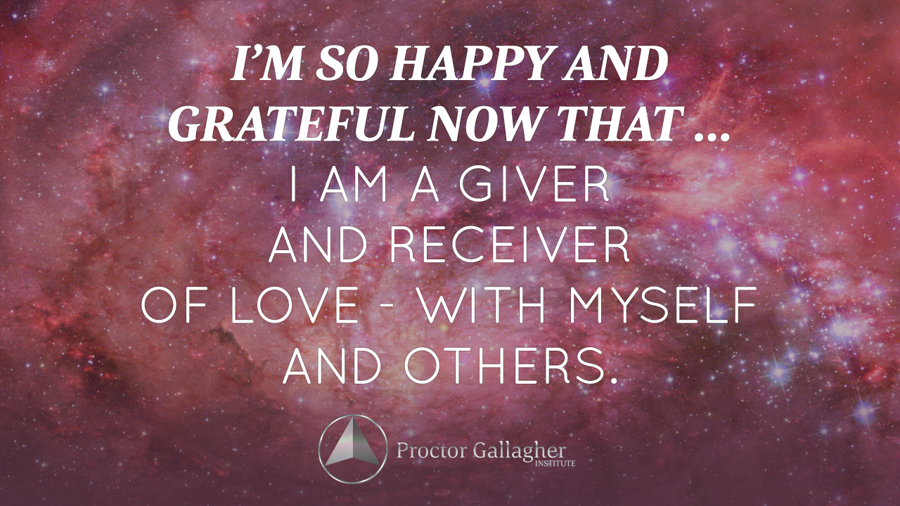 February 2015 Affirmation of the Month