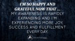 June 2015 Affirmation of the Month