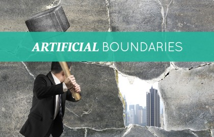 Artificial Boundaries