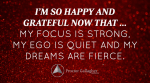 December 2015 Affirmation of the Month
