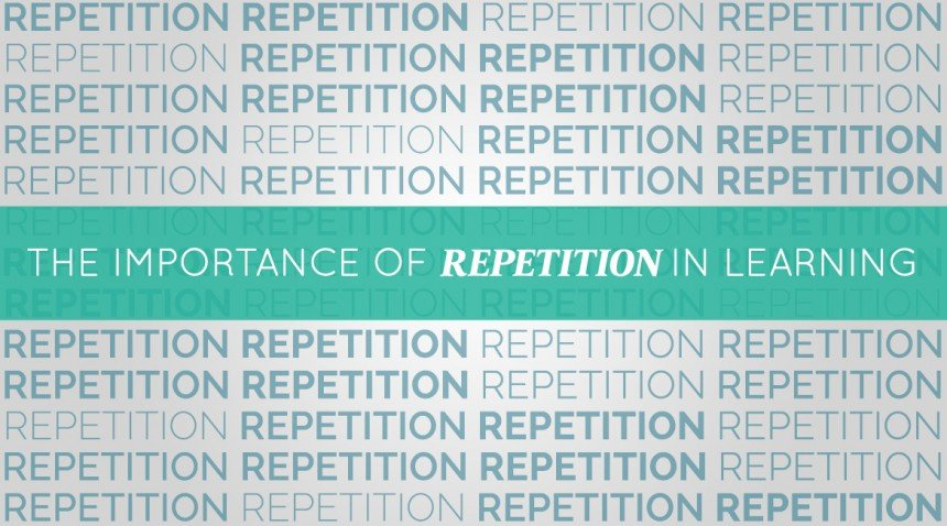 The Importance of Repetition in Learning - Proctor Gallagher Institute