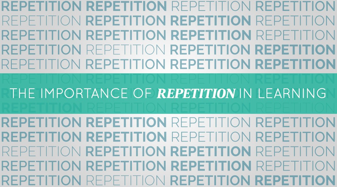 The Importance of Repetition in Learning - Proctor Gallagher ...