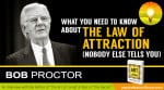 What You Need to Know About the Law of Attraction