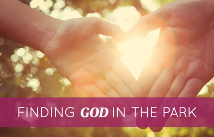 Finding God in the Park