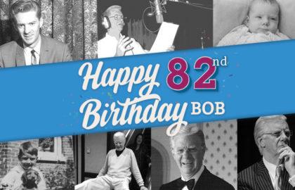 Happy Birthday to Bob Proctor!