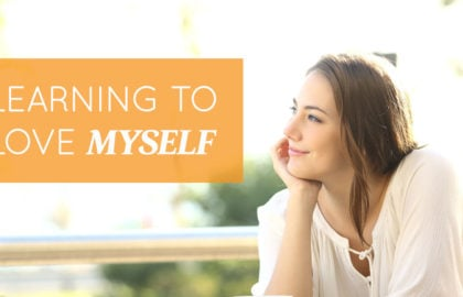 Learning to Love Myself