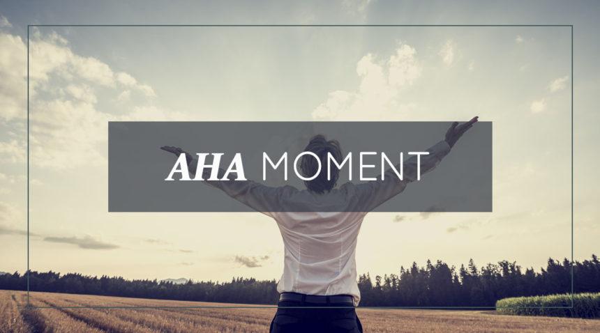 Aha Moment
