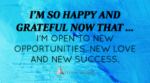August 2016 Affirmation of the Month