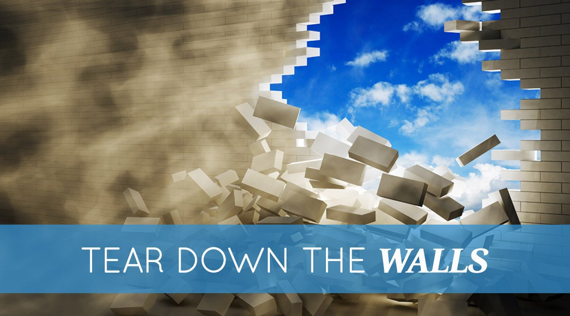 Tear Down The Walls Proctor Gallagher Institute