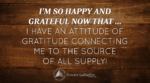 November 2016 Affirmation of the Month