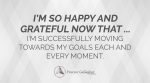 April 2017 Affirmation of the Month
