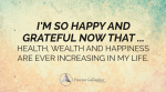 July 2017 Affirmation of the Month