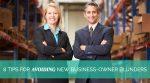8 Tips for Avoiding New Business-Owner Blunders