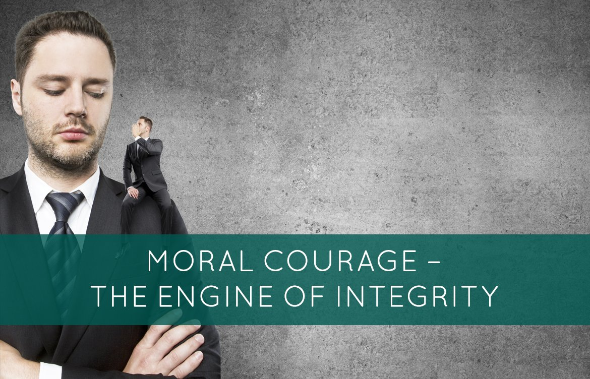 moral courage and integrity of nurses Code of ethics, which includes moral responsibility, moral values, integrity, accountability, credibility, and advocacy (american  the moral courage questionnaire.