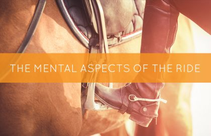 The Mental Aspects of the Ride