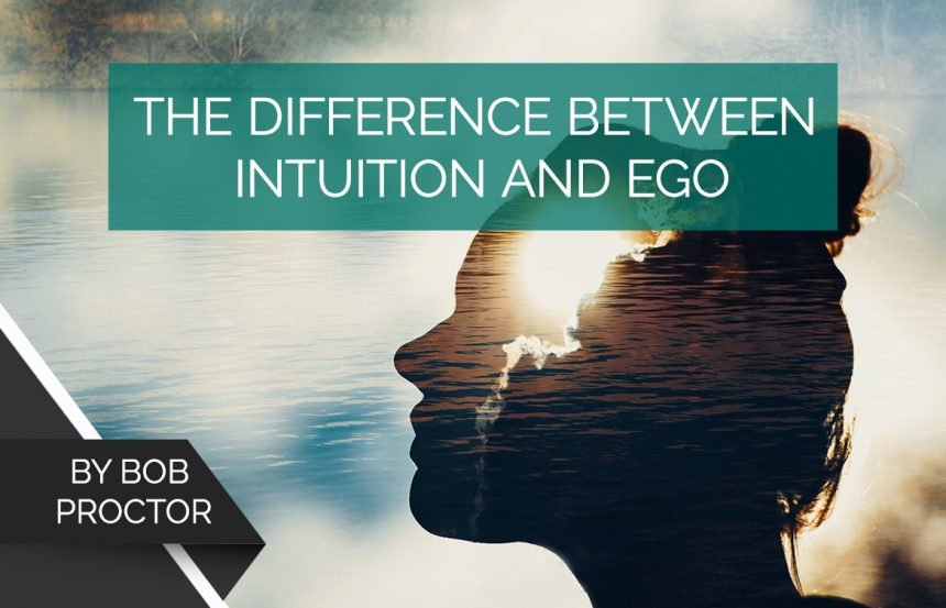 The Difference Between Intuition and Ego