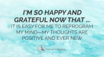 March 2018 Affirmation of the Month