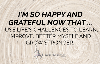 June 2018 Affirmation of the Month