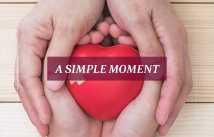 A Simple Moment