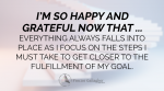 July 2018 Affirmation of the Month