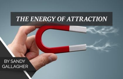 The Energy of Attraction