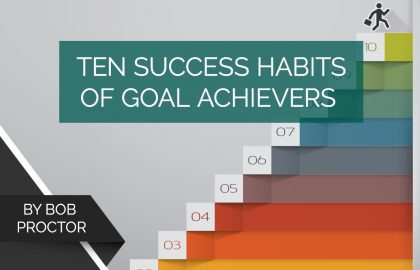Ten Success Habits of Goal Achievers