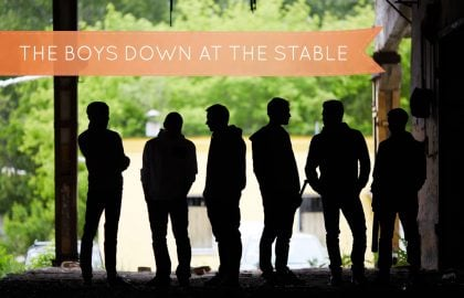 The Boys Down At The Stable