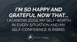 February 2019 Affirmation of the Month