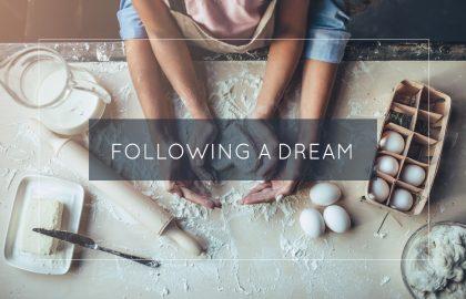 Following A Dream