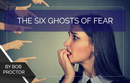 The Six Ghosts of Fear