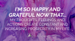 June 2019 Affirmation of the Month