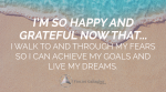 August 2019 Affirmation of the Month