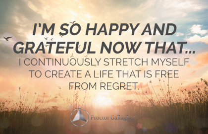 October 2019 Affirmation of the Month