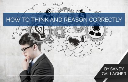 How to Think and Reason Correctly