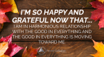 November 2019 Affirmation of the Month