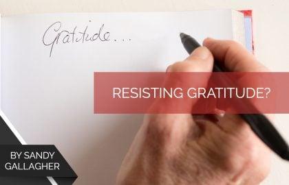 Resisting Gratitude?
