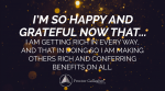 December 2019 Affirmation of the Month