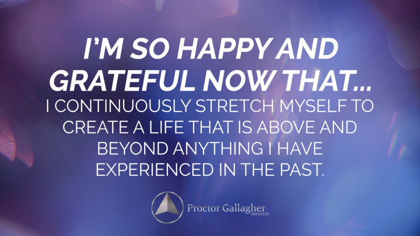 January 2020 Affirmation of the Month