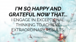 March 2020 Affirmation of the Month