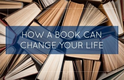 How a Book Can Change Your Life