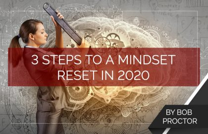 3 Steps to a Mindset Reset in 2020