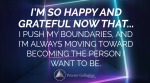 August 2020 Affirmation of the Month
