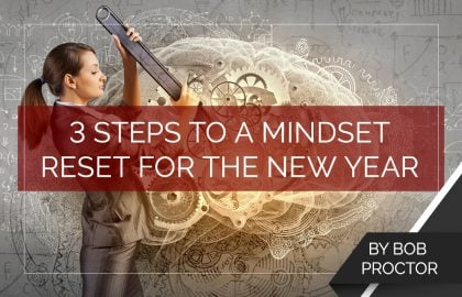 3 Steps to a Mindset Reset for the New Year