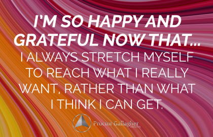 January 2021 Affirmation of the Month