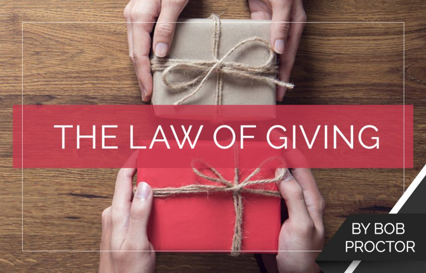 The Law of Giving