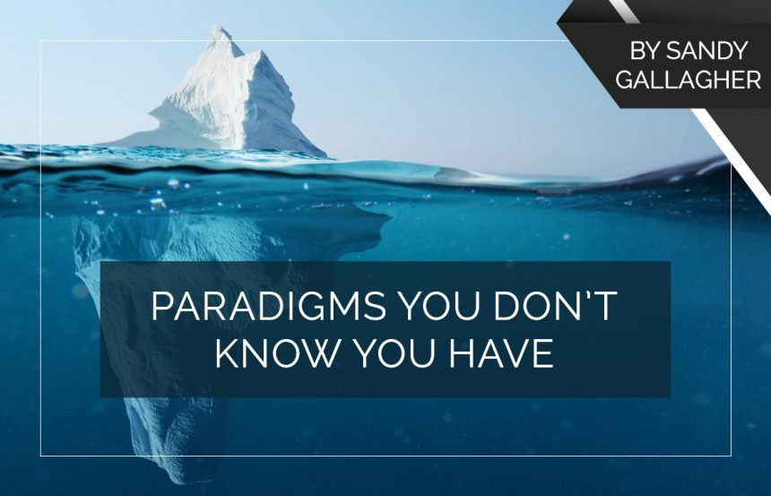 Paradigms You Don't Know You Have